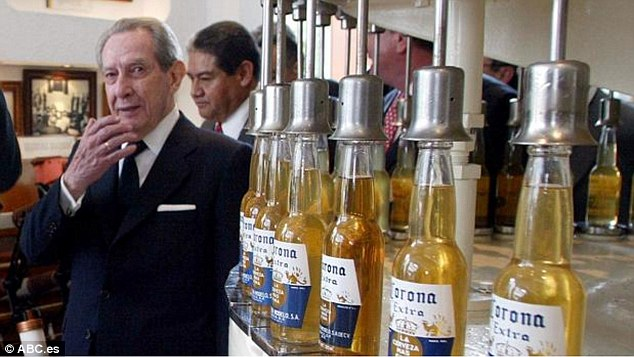 Heart Of Gold: Billionaire Founder Of Corona Beer Brewery Makes EVERYONE In The Spanish Village He Grew Up A MILLIONAIRE In His Will