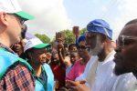 #OndoDecides: APC Candidate Rotimi Akeredolu Casts His Vote (Photos)