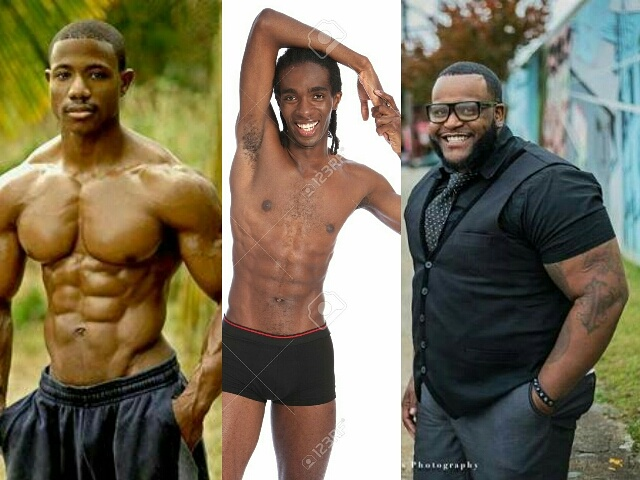 Ladies,What Kind Of Body Shape Would You Go For Amongst These 3? And Why?
