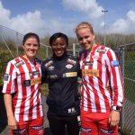 Meet The First Nigerian Female Coach To Train An European Team