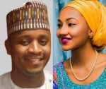 Too Much Money! Zahra Buhari Gets 30 Cutomized Designer Boxes Full Of Gifts In 30 Exotice Cars From Billionaire Fiance Ahmed Indimi