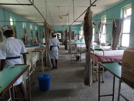 7 Funny Signs You Are In A Nigerian Hospital