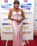Photos From Funke Akindele-Bello's Jenifa In London Premiere