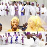 Photos From Governor Rauf Aregbesola's Sons Wedding Today