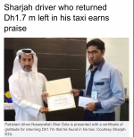 Is Honestly Really The Best Policy? Man Who Returned Almost $500,000 Gets Certificate Of Praise As Reward