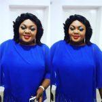 Eniola Badmus Stuns In Blue At AFRIMA Yesterday Evening