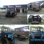#BuyNigeria: Check Out This Made In Nigeria Security Vehicles( Photos)