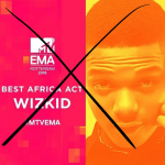Organisers Of The MTV Europe Music Award (EMA) Strip Wizkid Of His 'Best African Act' Award