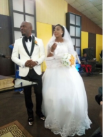 Top MMM Guider Who Allegedly Brought Scheme To Nigeria  Weds In Style (Photos)