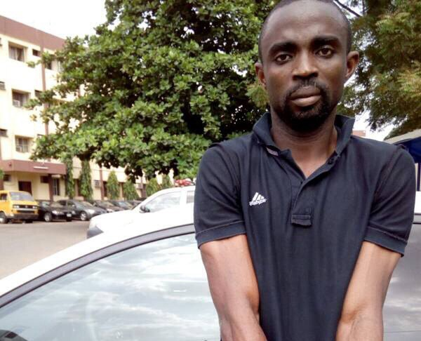 Beware! This Man Uses Naked Pictures To Blackmail Unsuspecting Female Victims
