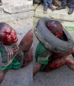 True Account Of Man Beaten And Burnt In Lagos As Told By A Lagos Lawyer