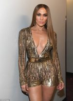 Check Out Jennifer Lopez's Outfits At The 2016 Latin Grammy Awards
