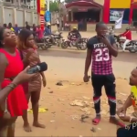 Wonders! Man Fakes Own Death To Propose To Girlfriend (Photos And Video)