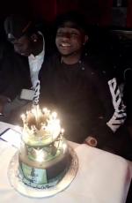 Photos From Davido's Birthday Dinner