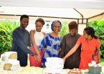 Wife Of Vice President Yemi Osinbajo Dolapo Celebrates Husband On 27th Wedding Anniversary