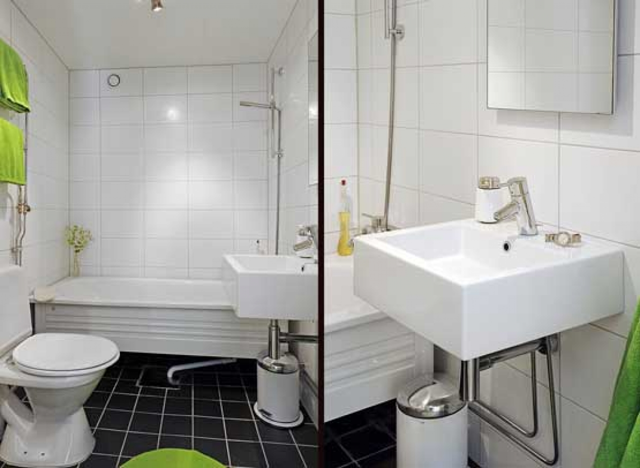 Amazing designs for small bathroom toilet spaces for Amazing small bathrooms