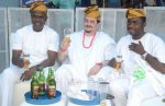Photos From The Unveiling Of Goldberg Lager Beer As 'Your Excellency' Its New Credential  Campaign In Lagos And Ibadan Last Weekend