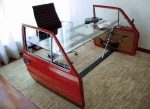 Check Out These Amazing Furniture Made From Car Parts – MUST SEE!