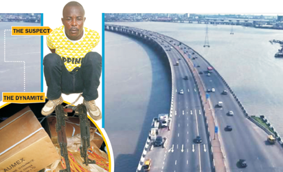 """Why We Wanted To Bomb 3rd Mainland Bridge"" – Suspect"