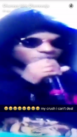 Bobrisky Gushes About His 'Crush', Wizkid's Appearance  At The Headies
