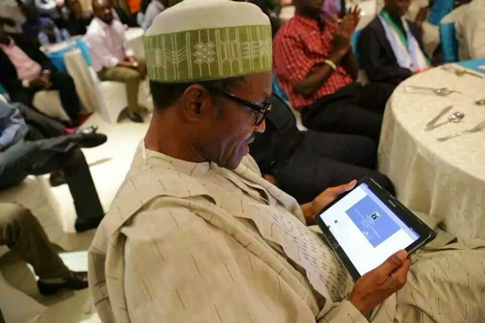 "FG Set To Launch ""Buhari App"" On Android"