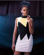 Chidinma Ekile Debuts Amazing Hairstyle In New Promo Pictures