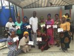 Photo Speak: CKN Foundation Empowers 10 Widows In Lagos
