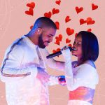 Drake Plays Dress Up In Birthday Message To Former Lover, Rihanna