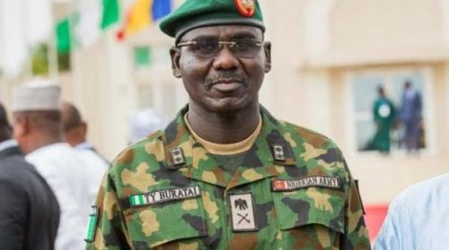 "'It's Just Propaganda"" –  Nigerian Army Reacts To Latest Shekau Video"