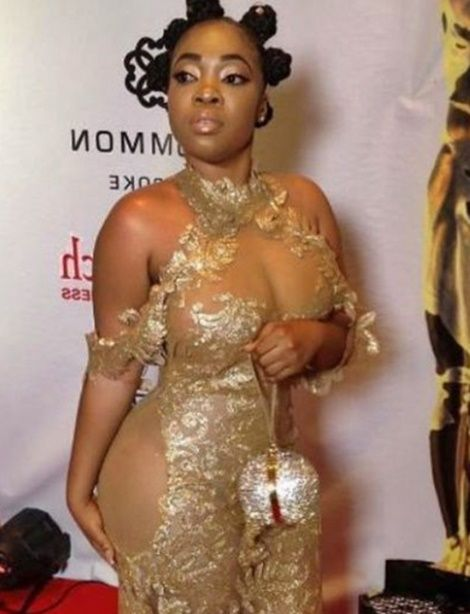 What Jackie Appiah, Becca & Other Stars Wore To Ghana Movie Awards [Photos]