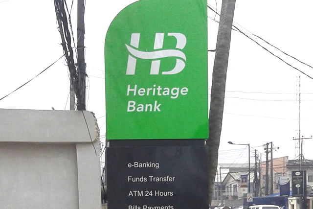 My Experience With Heritage Bank So Far