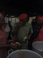 Sports Minister Dalung Pays Impromptu Visit To NYSC Camp In Abuja