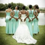 Would You Take A Photo Like This With Your Bridesmaids?