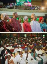 Obasanjo, Adeboye, Amosun, Ernest Shonekan And Other Important Dignitaries Attend Ogun States' Christmas Carol Event ( PHOTOS INSIDE)