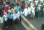 Protests Arise As UCTH Casual Staff Storm Streets Due To Unpaid Salaries For Over A Year