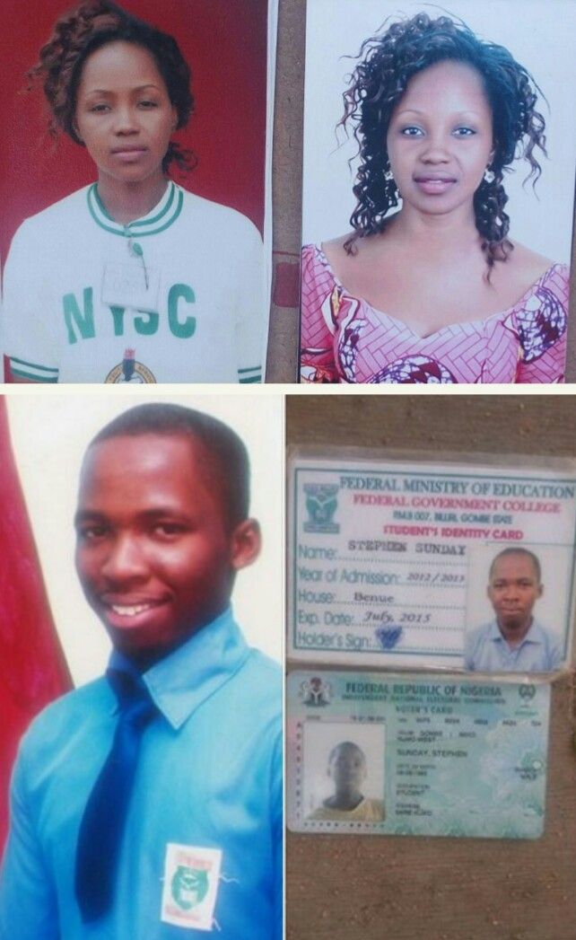 SO SAD: Ghastly Car Accident Claims The Lives Of Corper And Newly Admitted Varsity Student