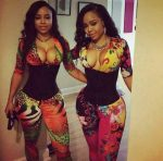 HAWT!!! Sexiest Female Twins On Instagram Have End Of Year Alluring Photoshoot