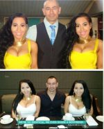 Really!? Meet The Twins Who Share Everything, EVEN THE SAME MAN!
