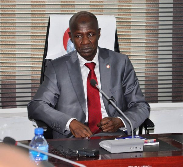 UPDATE: Presidency Denies Sacking Ibrahim Magu