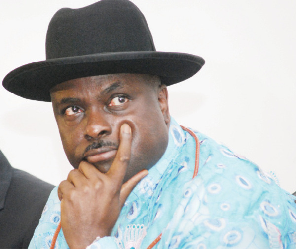 Breaking! Former Delta Governor James Ibori Released From Prison