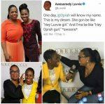 Nigerian Author, Luvvie Ajayi Finally Gets Her Dream Interview With Oprah Winfrey!
