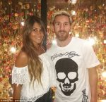 Lionel Messi Set To Wed Childhood Sweetheart, Antonella Roccuzzo