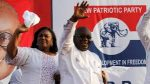 Celebrations Break Out In Ghana As Opposition Leader, Nana Akufo-Addo  Is Declared Winner!
