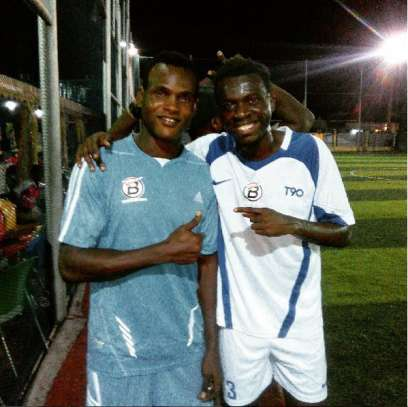 AY, ID Cabasa, Akpororo & Seyi Law Participate As Olamide Hosts Football Tournament [PHOTOS]