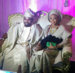 Hilarious Comedian, Omo Baba Marries Heartthrob In Star-Studded Wedding Ceremony [Pictures]