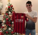 DONE DEAL: Chelsea Player, Oscar Seals £52million Move To China