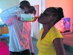 South African Pastor Orders Congregation To Drink Dettol During An Healing Session