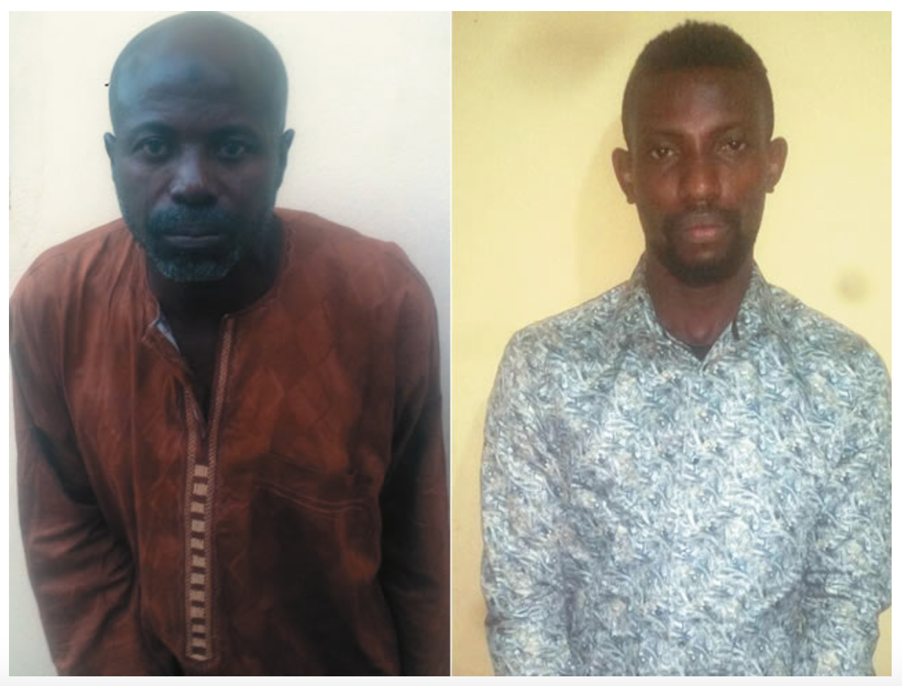 """""""With Common Biscuit I Can Rob Anyone""""- Notorious Robber Confesses"""