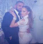 Drake and JLo Taunt Fans With Elaborate Kissing & PDA Session [Video]