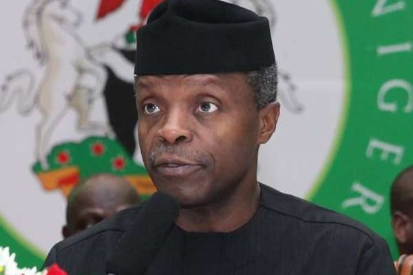 Ag. President, Osinbajo's Refusal To Sign Four Major Bills Upsets National Assembly